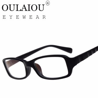 Oulaiou Fashion Accessories Anti-fatigue Trendy Eyewear Reading Glasses OJ2118 - intl