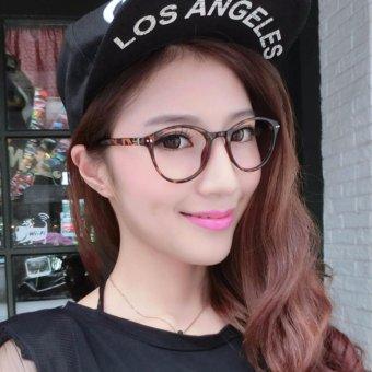 Oulaiou Fashion Accessories Anti-fatigue Trendy Eyewear ReadingGlasses OJ9233 - intl - 5