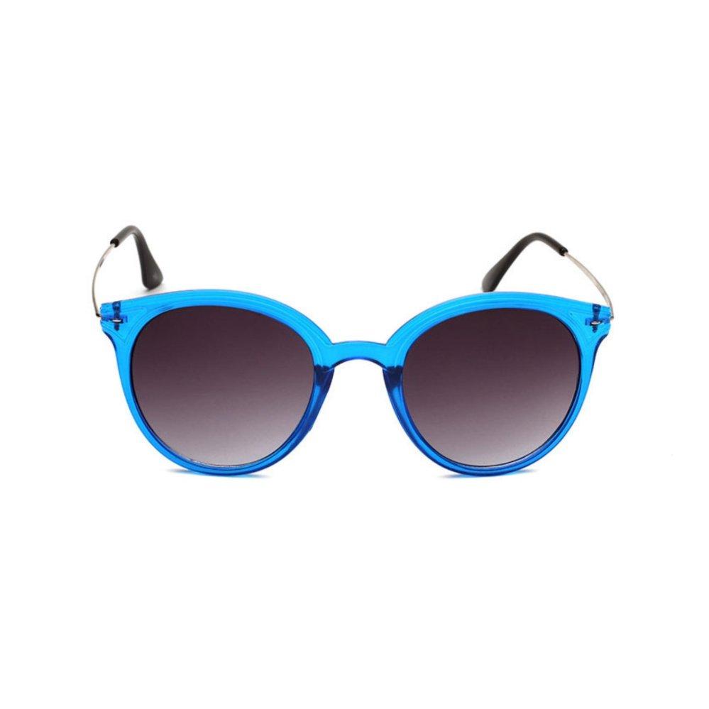 Oulaiou Women's Fashion Accessories Anti-UV Trendy Reduce GlareSunglasses O1011 - intl .