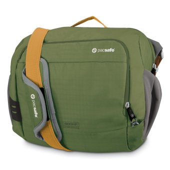 Pacsafe Venturesafe 350 GII Anti-Theft Shoulder Bag (Olive/Khaki)
