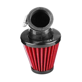 PAlight Motorcycle Mushroom Head Air Intake Filter Cleaner(size:42mm) - intl