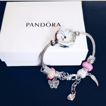 Pandora Watch bracelet pink - 2
