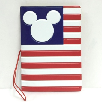 Passport Cover Case 3D M Mouse Passport Holder - intl