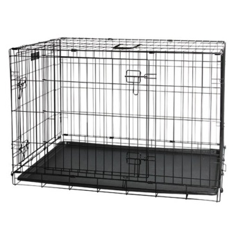 Pawise Wire Dog Crate (Large)