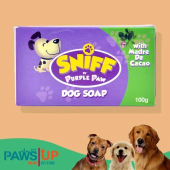 Paws UP SNIFF Pet Dog soap with Madre De Cacao 100g