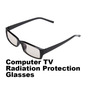 PC TV Eye Strain Protection Glasses Vision Radiation