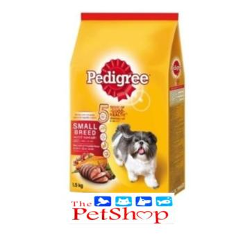 Pedigree Dog Food 1.5kg Beef, Lamb & Vegetables Small Breed