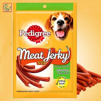 Pedigree Meat Jerky Stix Bacon Flavor 60g