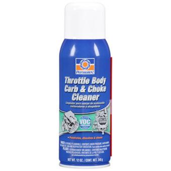 Permatex Throttle Body, Carb & Choke Cleaner 12 oz.