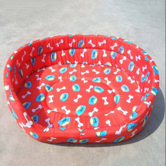 Pet cat dog basin Cat dog bed RED1 - Intl