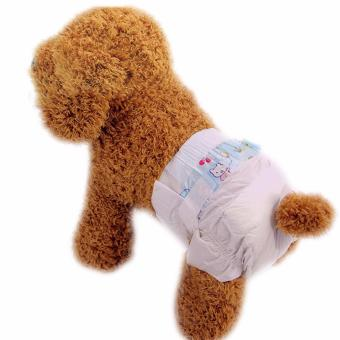 Pet Disposable Diaper 10 pcs per pack (Small)