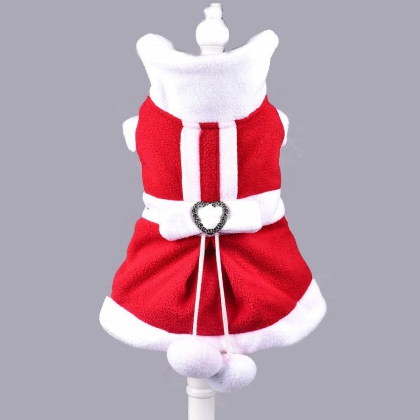 Philippines | Pet Puppy Dog Cat Christmas Suit Outfit Pet Dog Santa ...