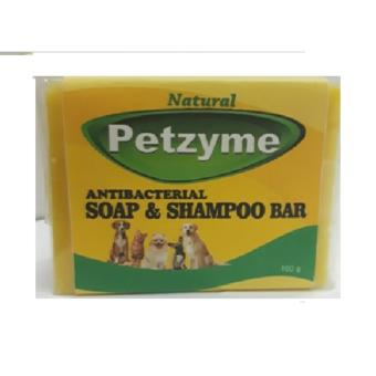 PETZYME SOAP & SHAMPOO BAR