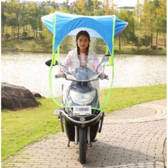 Phoebe's Motorcycle Canopy Cover / Umbrella (Blue)