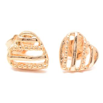 Piedras Addie 43 Two In One Earrings (Yellow Gold) - picture 2