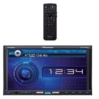 Pioneer AVH-P6050DVD 6 Disc Dvd Player (Black)