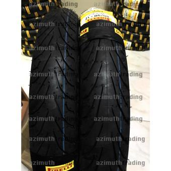 Pirelli 70/90-17 Angel CiTy 38S Tubeless FRONT Tire - 4