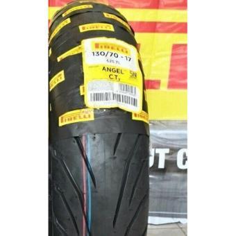 Pirelli Angel CiTy Honda CBR150R/Yamaha TFX 150 2xTires Set (Front: 110/70-17 54S TL Rear: 130/70-17 62S TL) - 5