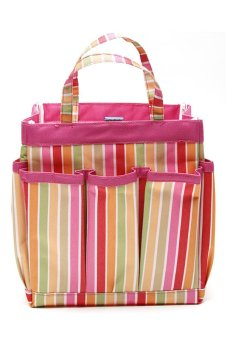 Pockets Tidy Bag (Candy Stripes)