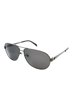 Police S8878K K05P Sunglasses (Dark Brown)