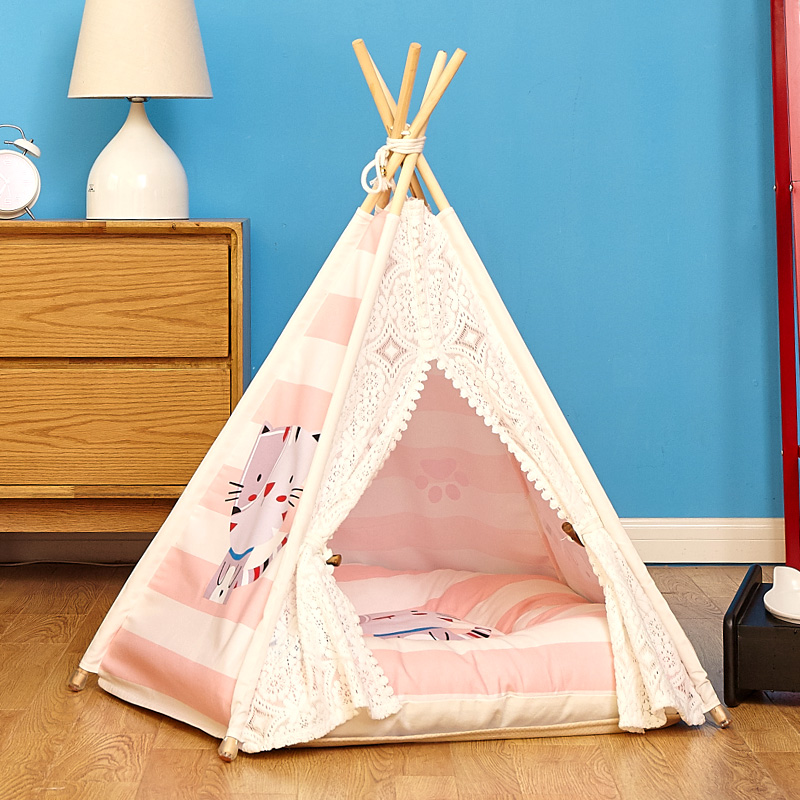 Pomeranian dog tent kennel pet tent cat litter & Philippines | Pomeranian dog tent kennel pet tent cat litter Check ...