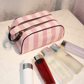 Portable portable travel cosmetic bag storgage bag