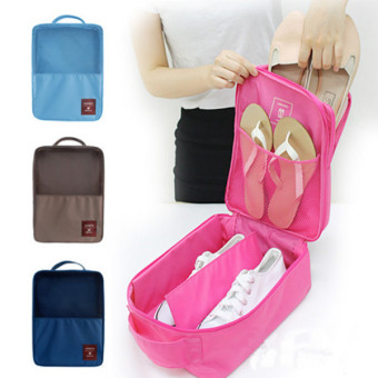 Portable storage athletic shoes bag Travel Pouch shoe bag