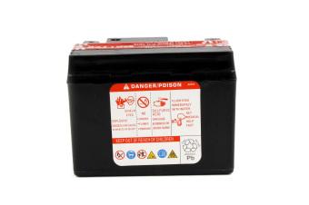 Poweroad YTX4L-BS Maintenance Free Motorcycle Battery - 2