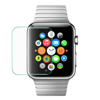 Premium Real Tempered Glass Screen Film Protector for Apple Watch42mm Price Philippines