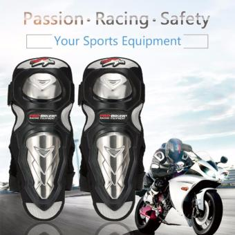 PRO-BIKER Knee Shin Protector Motorcycle Racing Knee GuardsProtective Pads for Skating Skateboard Sports Safety #31655 - 3