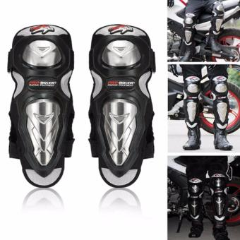 PRO-BIKER Knee Shin Protector Motorcycle Racing Knee GuardsProtective Pads for Skating Skateboard Sports Safety #31655 - 2