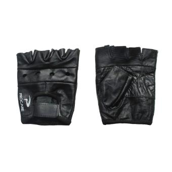 PROCARE PROTECT #1016 Motorbike Gloves 100% Cowhide Leather Pair (Black) SIZE(MEDIUM) - 2