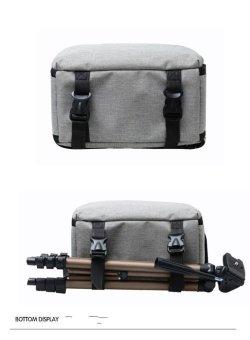 Professional Multifunction DSLR SLR Camera Bag for Sony Canon Nikon Olympus SLR/DSLR Cameras,Lens and Accessories - intl - 3