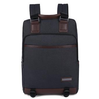 PT Multifunctional Laptop Bag Travel Business Leisure Backpack(Black) - 4