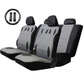 PU Leather Auto Universal Car Seat Covers Automotive Seat Covers -Int'L - intl