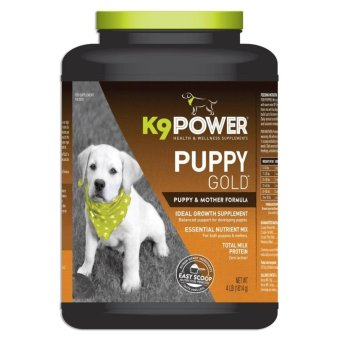 Puppy Gold 4 lbs- Nutritional Dietary Supplement for Puppies