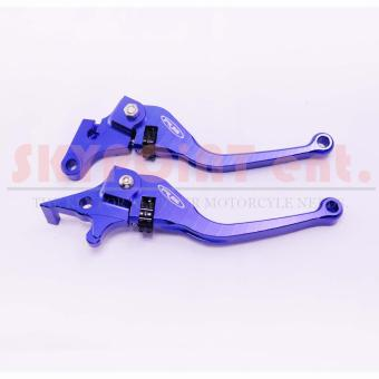 R8 BRAKE LEVER SUZUKI RAIDER 150 DOUBLE (9855-083-Blue)