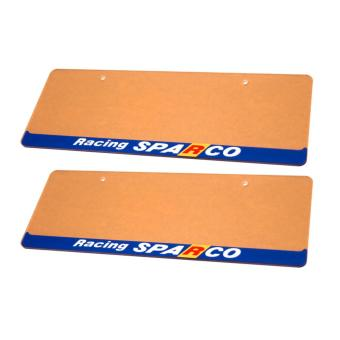 Racing Sparco License Plate Cover Price Philippines