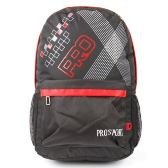 Racini Backpack 3614 (Black/Red) Price Philippines