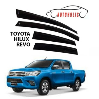 Rain Guard for Toyota Hilux Revo