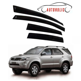 Rain Guard Visor for Fortuner 2005 to 2015