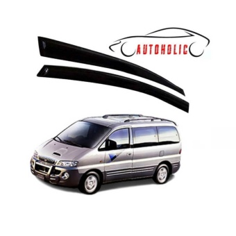 Rain Guard Visor for Hyundai Starex 1997-2001