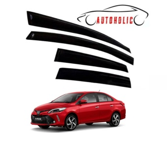 Rain Guard Visor for Toyota Vios 2013 to 2017