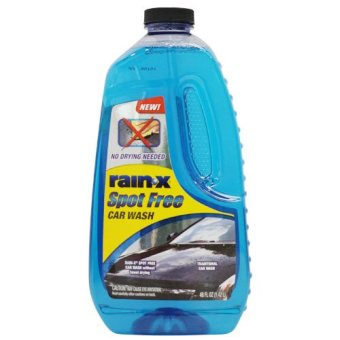 Rain-X Spot Free Car Wash - 48 fl. oz.