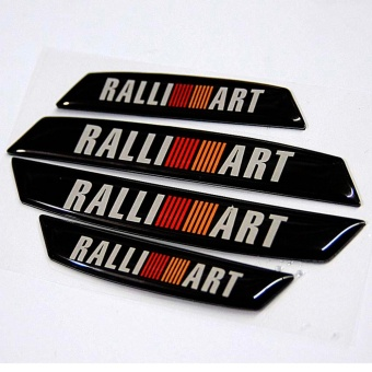 Ralliart Door Guard for Mitsubishi Montero Sport (All Models)