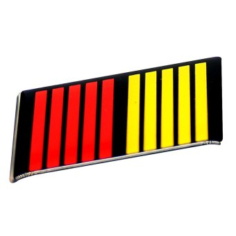 Ralliart Stripe Emblem for Trunk