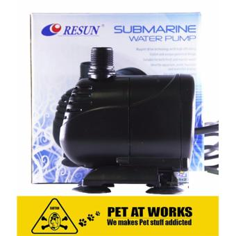 Resun Submarine Water Pump 10W (S700) For Fish Pond, Fish TankAquarium, Salt Water Tank, Marine Tank, Planted Tank