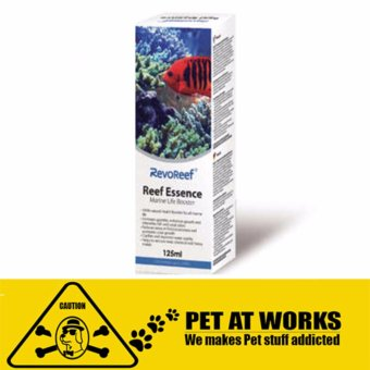 Revo Reef (Reef Essence Bacteria Starter) 125ml for Salt Water Tank Price Philippines