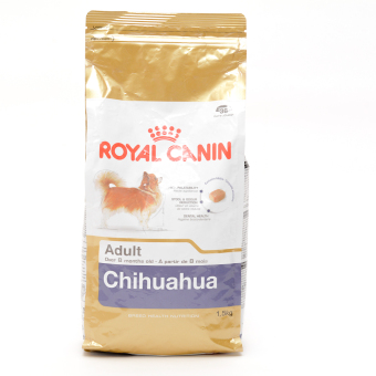 Royal Canin Breed Health Nutrition Chihuahua Adult Dry Dog Food1.5kg Price Philippines