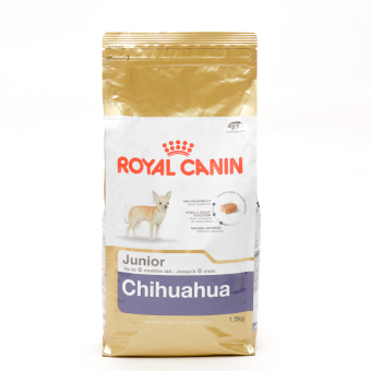 Royal Canin Breed Health Nutrition Chihuahua Junior Dry Dog Food1.5kg Price Philippines